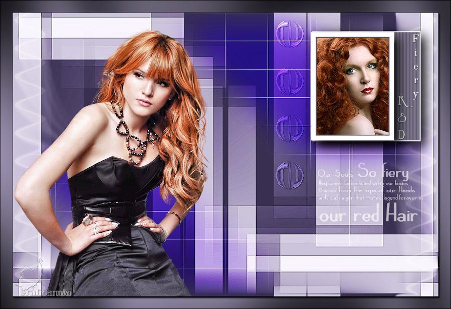 Redhead k25 karin